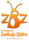 The Adventures of ZooBugs-Zoom logo